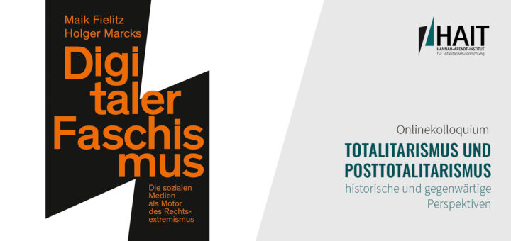 Cover Digitaler Faschismus